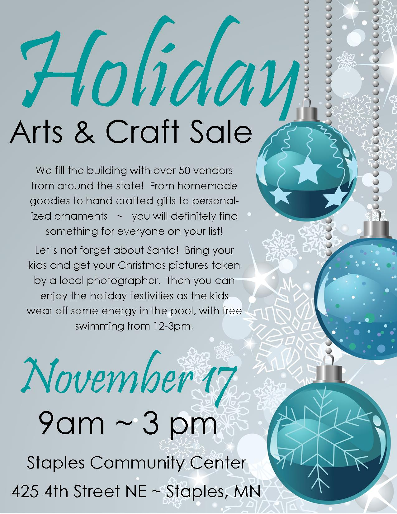 Holiday Arts And Craft Sale Discover Staples