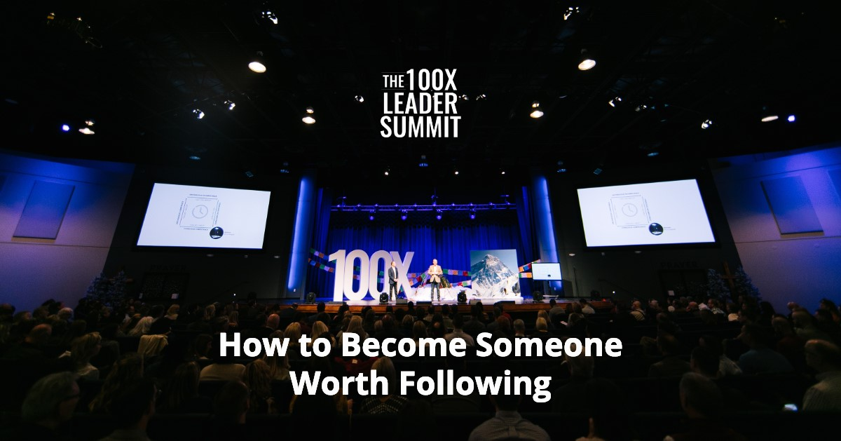 Promo picture for 100x Summit