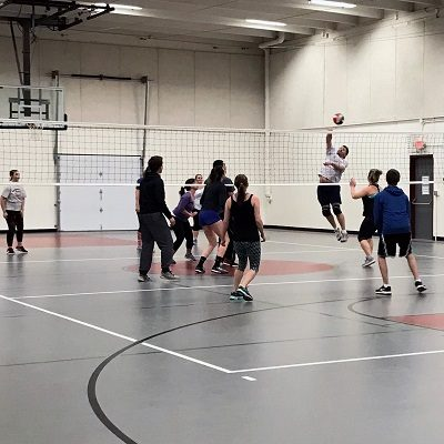 Volleyball League CC 400